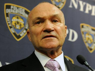 Police Commissioner Ray Kelly discusses attack on 33-year-old