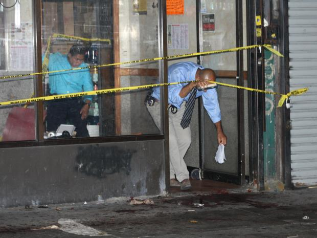 Two fatal stabbings and a shooting that sent two to the hospital marred the West Indian Day Parade festivities in Crown Heights Sept. 3, 2012.