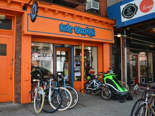 Ride Brooklyn is opening a new location on Kent Avenue this fall.