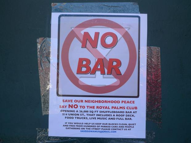 The controversial Royal Palms Shuffleboard Club in Gowanus will try again to get Community Board 6's seal of approval for its liquor license at a Sept. 24 meeting.