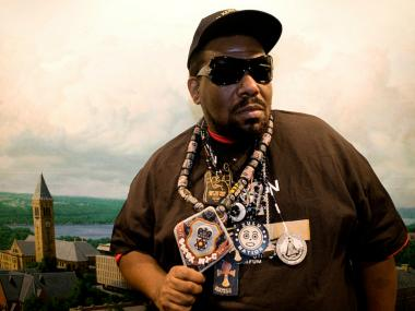Afrika Bambaataa has partnered with developer Youngwoo & Associates to create a hip-hop museum as one component of a mixed-use redevelopment proposal for the Kingsbridge Armory in The Bronx.