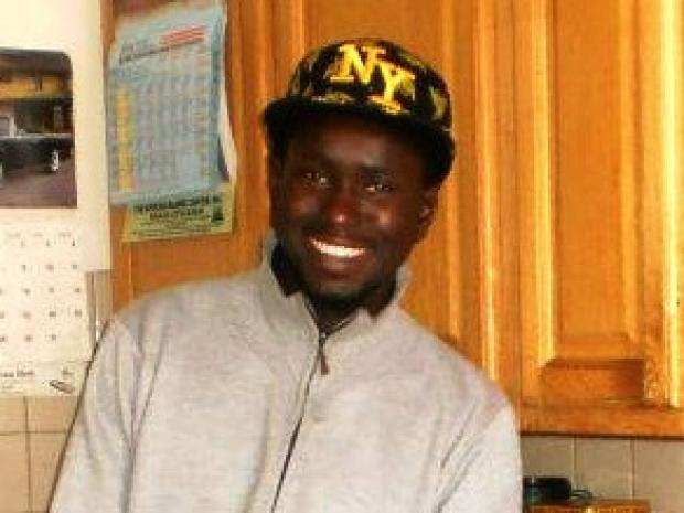 Lamin Sillah, a 28-year-old gas station attendant, was shot and killed in an apparent robbery in Belmont Tuesday night.