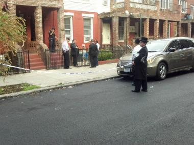 A dispute between two brothers in Borough Park turned deadly on Wednesday, Sept. 5, 2012.
