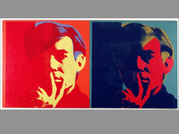 It's an Andy Warhol moment with the Met Museum's major show, an auction and soup cans.