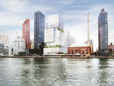 CUNY and Sloan-Kettering Cancer Center Plans have prompted open space concerns.