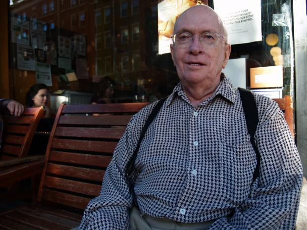 Jackson Heights poet Norman Stock, 72, is still trying to make a name for himself in the   poetry world.