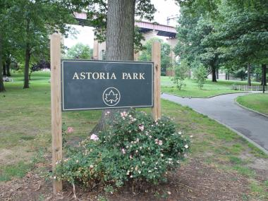 This Saturday Astoria residents will get a chance to clean up their park.