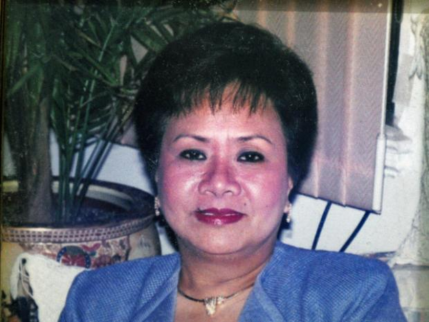 Pelagia Zingatan was fatally hit by a cab on the Upper East Side, Sept. 15, 2012.