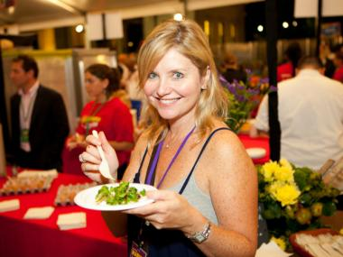 Last year, the food and wine event brought in more than $300,000 for the Union Square Partnership.