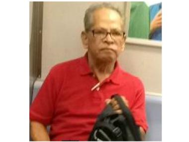 NYPD are seeking to ID this man suspected of exposing himself on a train in Queens.