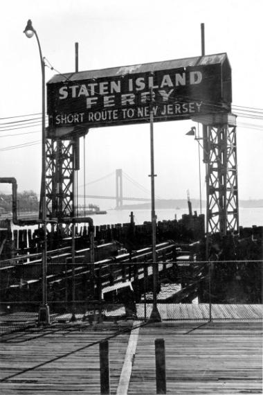 """From Farm to City: Staten Island, 1661-2012,"" at the Museum of the City of New York, highlights the changing land use on Staten Island for 351 years."