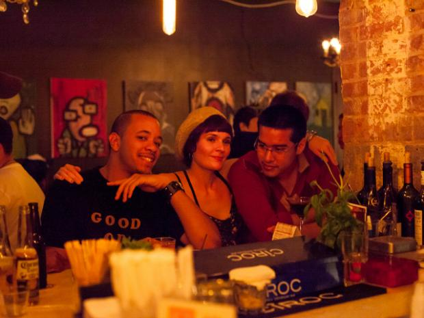 The Bruckner Bar and Grill and The Clock Café and Martini Bar recently launched new monthly parties tailored to the borough's ample but underserved gay and lesbian crowd.
