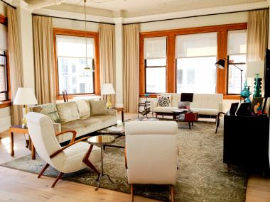The Tribeca Loft Tour will feature 10 restored spaces Sunday, October 14 from 1 to 5 p.m. Tickets are available in advance for $60 at  www.duanepark.org .