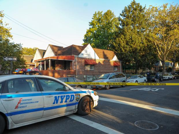 A 24 year-old old man was shot outside his residence at 4123 Clarendon Road in Brooklyn on Sept. 24, 2012.