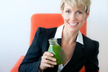 The new condo at 515 E. 72nd St. had celeb fave Organic Avenue custom make a cleanse for residents.