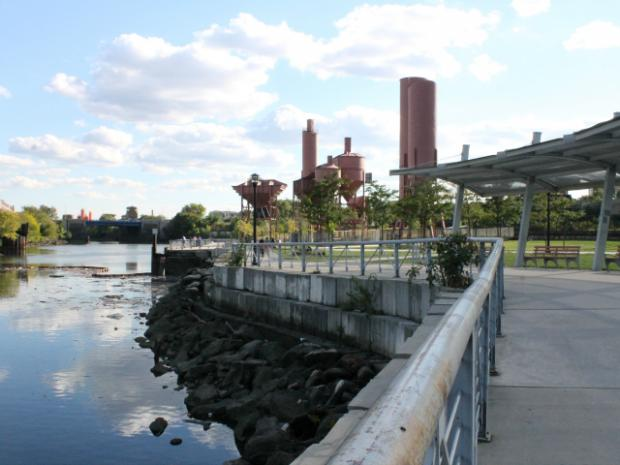 The roads and sidewalks leading to the parks like Hunts Point Riverside, Concrete Plant and Starlight aren't safe for pedestrians or cyclists, advocates say.