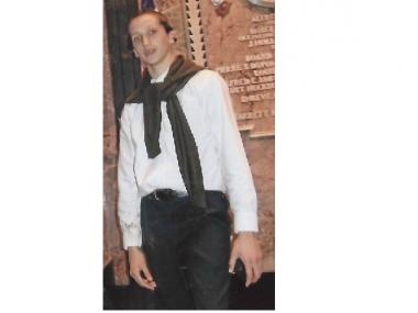 Tzbi Stolzenberg, 17, has been missing since Wednesday Sept. 26, 2012.
