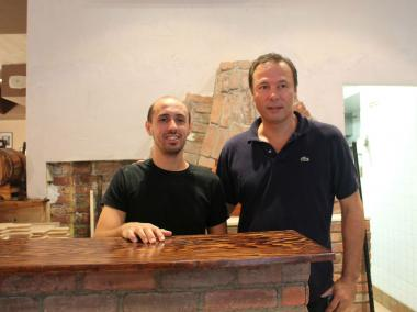 Numero Cucina 28 hopes to be famous for both its thin crust and gluten-free pizzas.