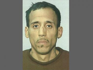 Police are searching for Angel Anthony Cintron, 39, wanted for a series of robberies in The Bronx.