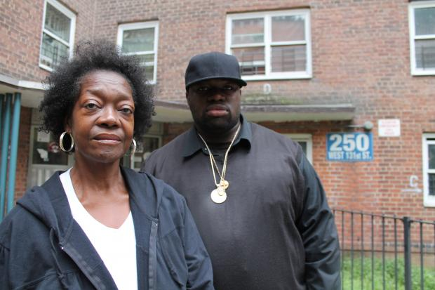 "espite Dedric ""Beloved"" Hammond efforts to help the community he once helped destroy, Hammond's violent past is still haunting him. The New York City Housing Authority has obtained an order to evict Hammond's mother Shirley Betts from the 3-bedroom apartment she shares with her son and grandchildren at St. Nicholas Houses."