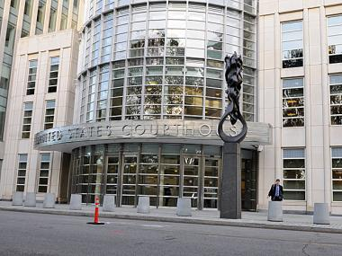 Blaise Caroleo, 51, was arraigned in Brooklyn Federal Court on Thursday.