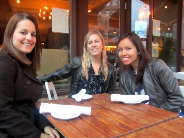 Three young New Yorkers run the website Brunch Gang NYC, which ranks brunch offerings across the city.