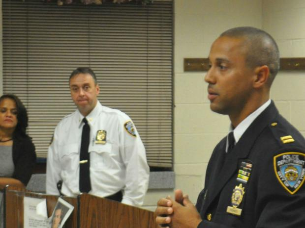 Capt. Fausto Pichardo was named the first Dominican American head of the 33rd Precinct.