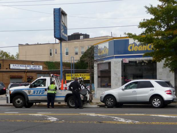 The 12-year-old girl was rushed to Jacobi Medical Center in the Bronx on Oct. 15, 2012.