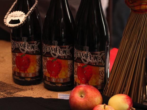 More than 180 restaurants, bars, and markets in New York City and the Hudson Valley will feature regional hard ciders during this year's Cider Week.