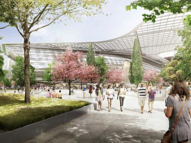 As Cornell Tech kicks off the city public review process Monday, officials released new campus images.