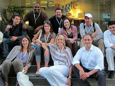 "Two Manhattan private school teachers were selected for the sixth ""Google Teacher Academy."""