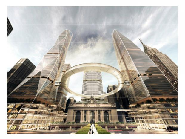 At the 2012 MAS Summit, several top architects presented their ideas for the future of the area in and around Grand Central Terminal.