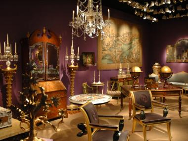 The 24th annual International Fine Art & Antique Dealers show runs from Oct. 19 – 25 at the Park Avenue Armory.