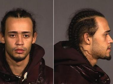 Police are hunting for Joshua Nunez inconecction with the murder of Charles Fernandez.