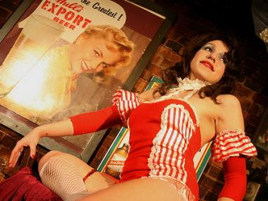 Burlesque series will spice up Saturdays at the 92Y starting Oct. 27, 2012