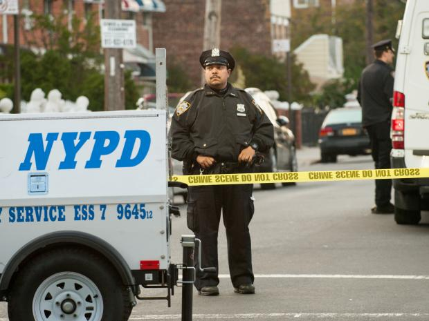 A 38-year-old man was shot to death in East New York on Oct. 22, 2012.