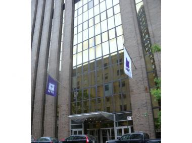 NYU's College of Dentistry is located at 345 E. 24th St. in Manhattan.