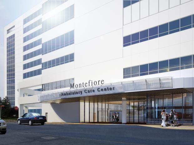 Montefiore will open a new 11-story facility at the expanding Hutchinson Metro Center, a corporate business campus in Pelham Bay.