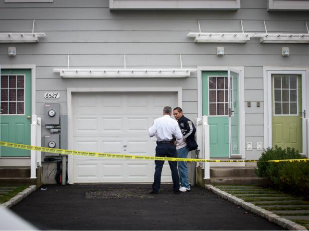A 39-year-old woman was found stabbed to death in a Rockaway Beach apartment Oct. 2, 2012.