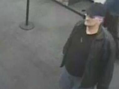Cops are looking for this man who they say held up a Midtown bank on October 16, 2012.