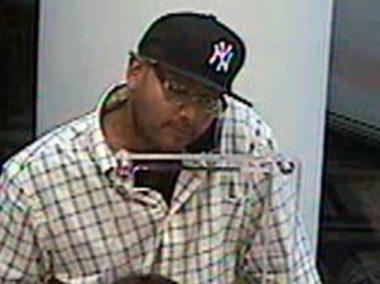 Police hope to identify this man whom they say held up four different Queens banks over the past four months.