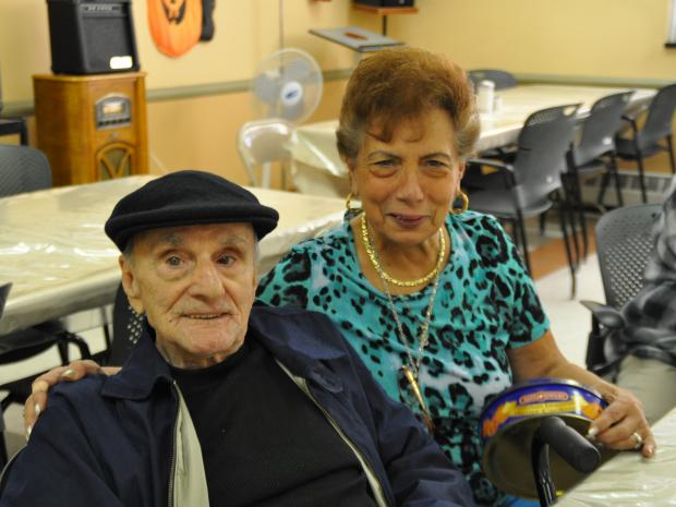 The Swinging Sixties Senior Center is being closed by the city, ommunity members said.
