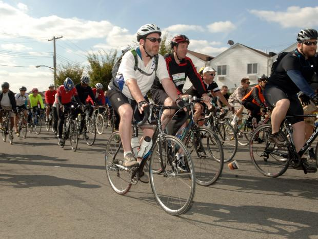The annual bike tour, on Oct. 14, is the largest free cycling event in the state.