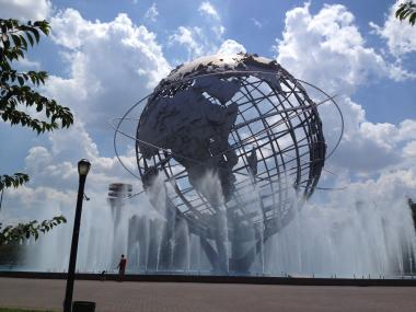 Neighborhood groups propose improvements for Flushing Meadows-Corona Park.