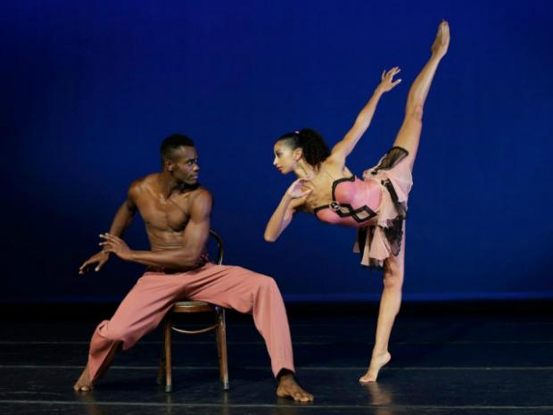 Alvin Ailey offers new app to help spectators pick the perfect performance.