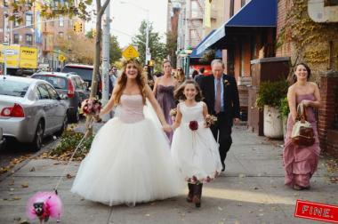 From quirky venues to custom gowns, local vendors help make Brooklyn weddings special, even on a budget