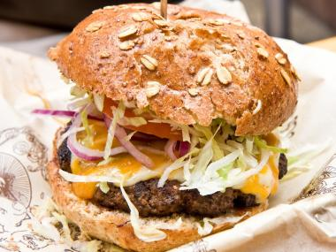 The New York Burger Appreciation Society delivers a new gourmet burger to members every week.