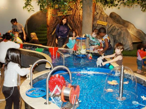 Best indoor places for your kids to play as temperatures for Fun places to go in the city