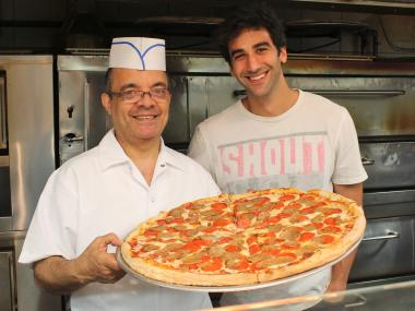 Starting in winter 2012, Famous Roio's Pizza was operated by a 27-year-old, a longtime manager and two other family members of the owner, who died in September 2012.