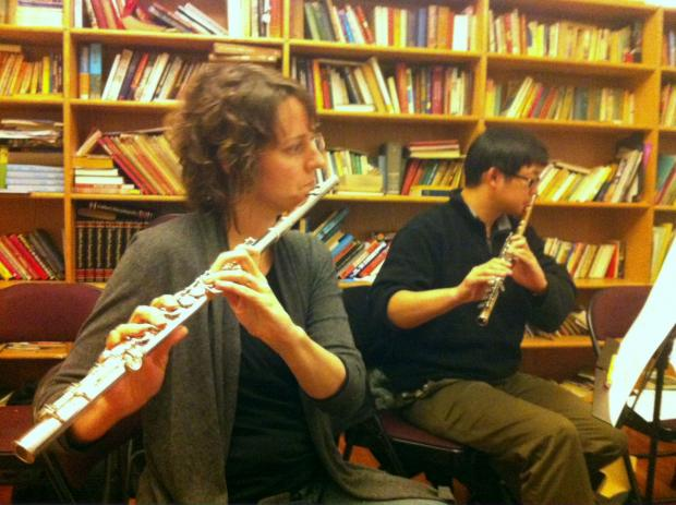 A new community orchestra in Jackson Heights is getting ready for its first performance on Dec. 12.